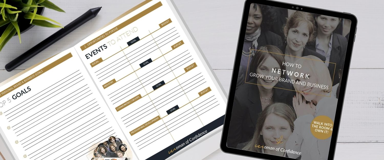 Grow your personal brand and image workbook