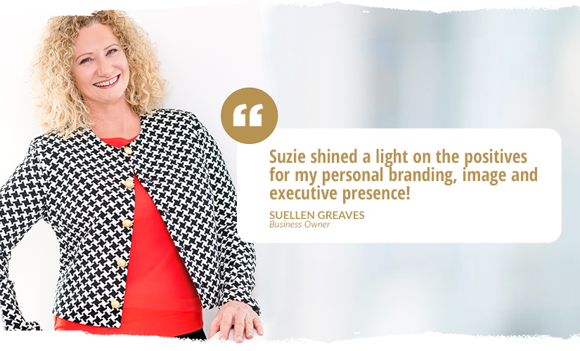 Suellen Greaves - Success Story