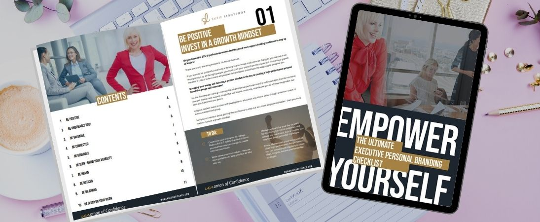 Free Personal Branding Checklist Download