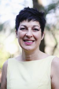 Female Executive Lisa Newman