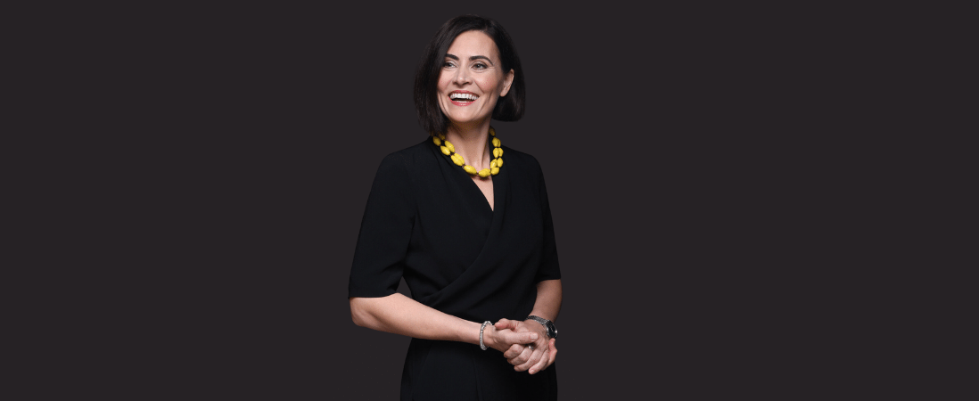 Business Female Leader