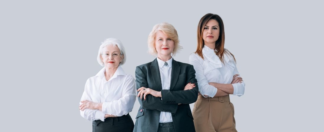Female Leaders Business partners