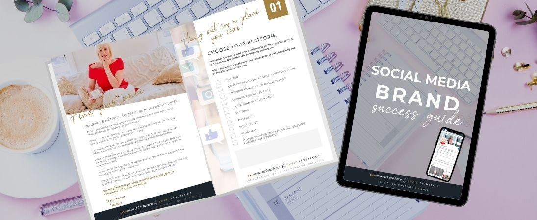 Social Media Brand Success Guide