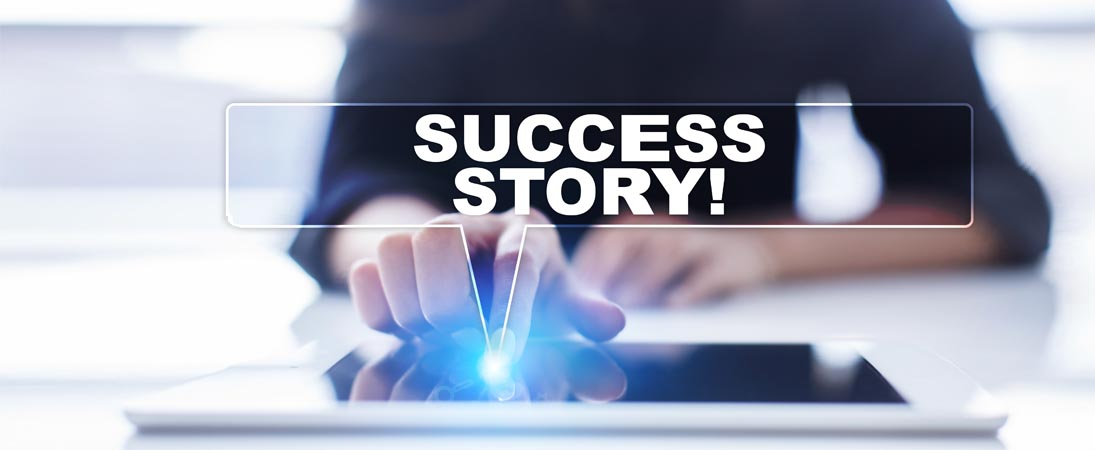 A Personal Brand Success Story