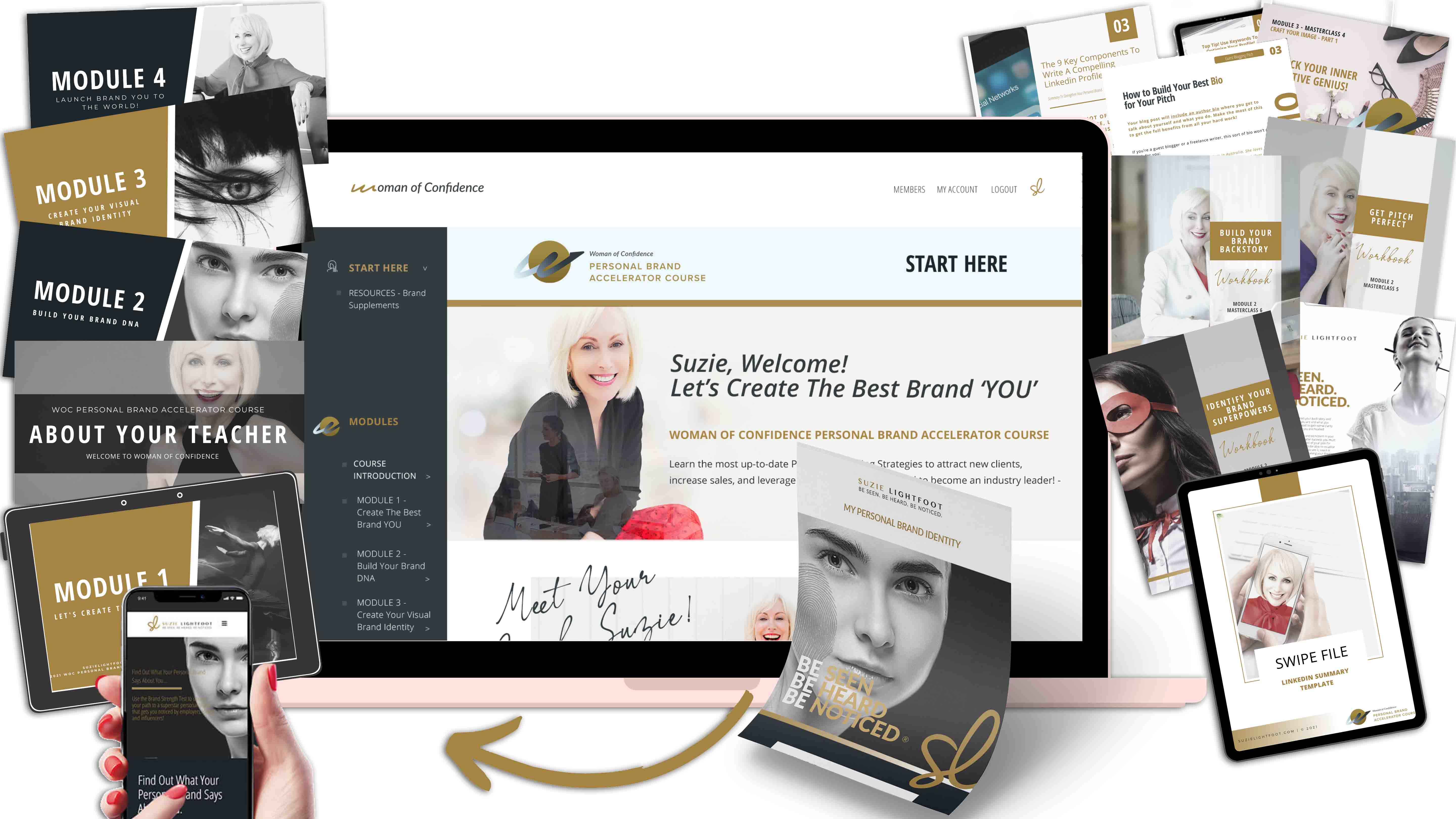 Personal -Brand-accelerator- Brand-Resources -included